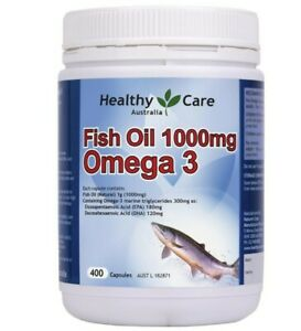 Healthy-Care-Fish-Oil-1000mg-Omega-3-400-Capsules