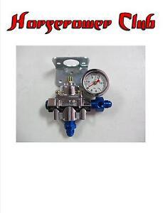 holley fuel pressure regulator 12 803 instructions