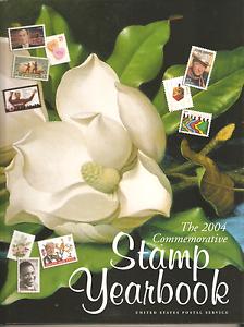 2004 États-unis Postal Svc Timbre Commémoratif Yearbook, Quelques Timbres Inclus-afficher Le Titre D'origine Gagner Les éLoges Des Clients