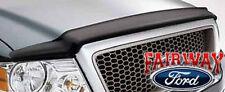 04 thru 08 F-150 OEM Genuine Ford Parts Smoke Hood Deflector Bug Shield NEW!