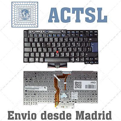 Teclado Español Para Lenovo Thinkpad 45n2151 Lustro