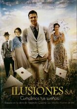 """ilusiones S . A (2015) DVD-del Diector de """"El Estudiante"""" Jaime Camil -NEW"""