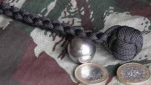 Monkey-039-S-Fist-16mm-Bille-Acier-STEEL-BALL-034-Self-Defense-034-Survie-034