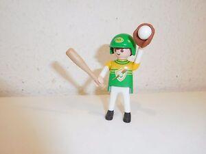 Playmobil-1x-figure-figures-figuren-serie-12-9241-baseball-player