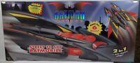 Batman Beyond Street To Sky Batmobile -transforms To Air Assault Vehicle (misb)