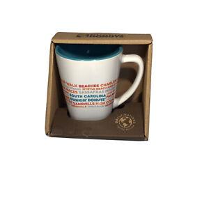 Dunkin' Donuts DDestinations Limited Edition SC Coffee Mug 2017 NEW IN BOX