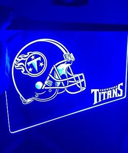 985729c5 Details about NFL Tennessee Titans LED Neon Sign for Game  Room,Office,Bar,Man Cave, NEW!