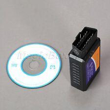 ELM327 V2.1 Bluetooth Diagnostic Interface Scanner Set for Toyota Benz BMW Honda