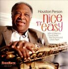 Nice 'n' Easy by Houston Person (CD, Oct-2013, High Note)