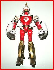 Power Rangers Ninja Storm: Red (Warrior Triple Zord Morphin) Ranger