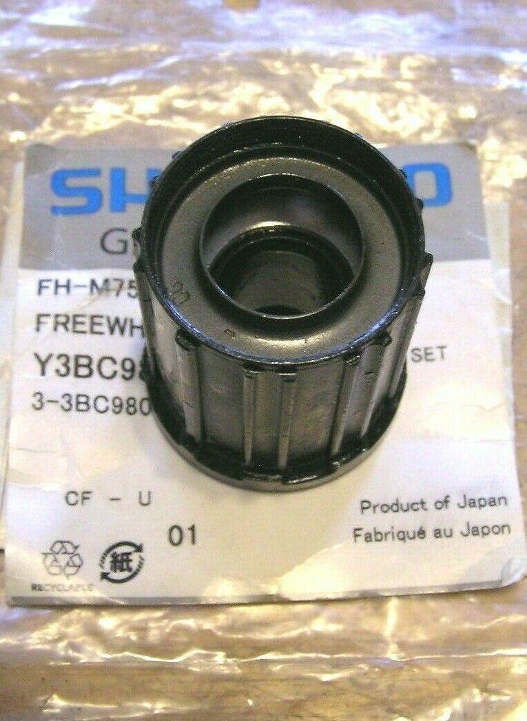 Shimano libre para moverse cuerpo fh-m555//fh-m570//fh-m756//fh-c900