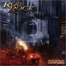 ROB ROCK - Garden Of Chaos CD