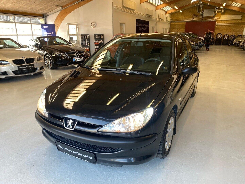 Peugeot 206 1,4 HDi S-line 5d - 19.900 kr.