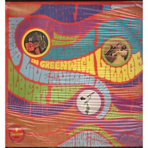 Albert Ayler LP Vinyl IN Greenwich Village/Impulse! IMP431 Versiegelt