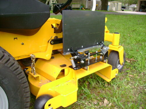 "Qwickchute NQD-GD6172 QWIKCHUTE Chute Blocker for Great Dane 61/"" /& 72/"" Decks"