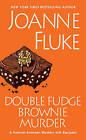 Double Fudge Brownie Murder by Joanne Fluke (Paperback / softback)