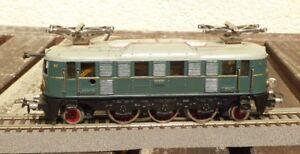 H0-Marklin-Hs-800-Locomotive-Electrique-E-18-Bleu-Vert-Ok-Fonction-de-1946-1947