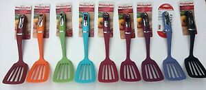 KitchenAid-14-034-Nylon-Slotted-Kitchen-Turner-Flipper-in-Huge-Choice-of-Colors