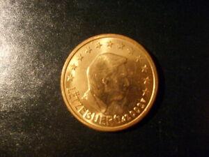 2 cent Luxemburg 2002, neu aus der Rolle - Münster, Deutschland - 2 cent Luxemburg 2002, neu aus der Rolle - Münster, Deutschland