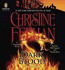 Dark Blood by Christine Feehan (CD-Audio, 2014)