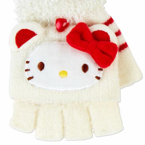 Sanrio Hello Kitty Kids 2WAY Gloves Winter Measures Hand Warmer