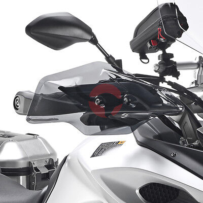 Givi Extensions For Handguard Original Yamaha Mt 09 Tracer 15 17 Eh2122 Ebay