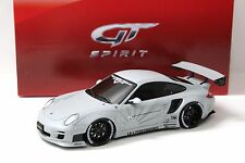 1:18 GT Spirit Porsche 911 LB Performance 997 grey NEW bei PREMIUM-MODELCARS