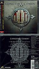 Jimi Anderson Group - Longtime Comin' +2 (2017) Japan CD+obi,Thunder, Whitesnake