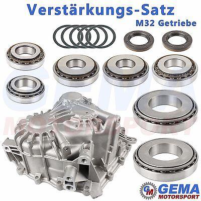 Verstärkungs Satz M32 Getriebe größere Lager Gehäuse Simmeringe alle bis Mj 2012