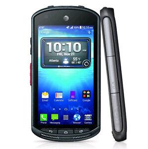 Kyocera-DuraForce-E6560-16GB-Debloque-GSM-4G-LTE-Smartphone-Fissure-Lcd