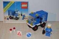01233 LEGO Town vintage - Highway Maintenance Truck 6653 + PLAN