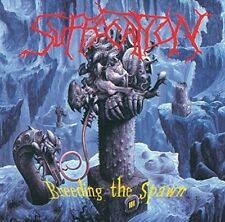 Breeding the Spawn [Transparent Blue Vinyl] by Suffocation (Vinyl, May-2016,...