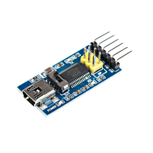3.3V FTDI FT232RL USB to TTL Serial Converter Adapter ModuleCRH Hl 5V