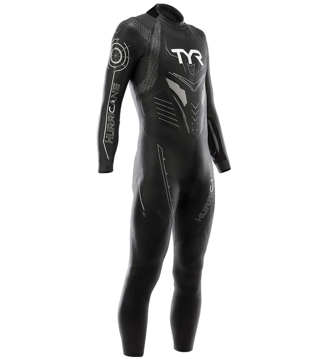 NEW  – TYR Men's Hurricane Cat 3 Fullsleeve Triathlon Wetsuit – S, S M, M, or M L  fast delivery and free shipping on all orders