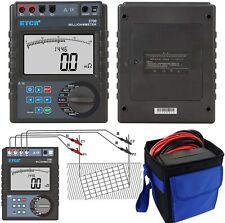 Digital Milliohm Meter Micro Ohmmeter Function 00001 To 3000k Alarm Function