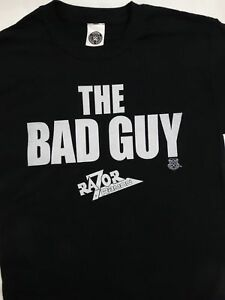 WWE Razor Ramon /'The Bad Guy/' Custom Shirt For Mattel Figures.