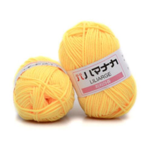 100g Soft Alpaca Wool Medium Thickness Yarn Worsted Soft Knitting Crochet Thread