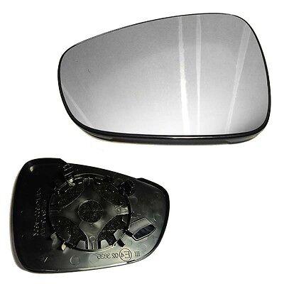 MIROIR GLACE RETROVISEUR CITROEN DS3 2010-UP SO CHIC NOIRE DEGIVRANT GAUCHE