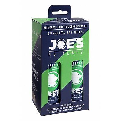 Joes No Flats-universale Tubeless Kit-eco Sigillante-