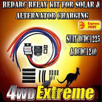 Britax Mini Relay Kit Rk1260 12volt 60/80a Changeover To Suit Redarc Bcdc Solar