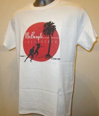Mr BUNGLE California T Shirt Funk Musique Rock Trou de Balle surfeurs Faith No More V379