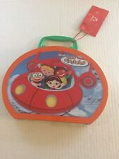 Disney Little Einsteins Magnetic Carry Case Travel Story Telling Rare 8 Magnets