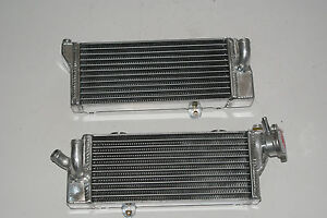 New all aluminum radiator for 2000 KTM LC4-640 Motorcycle 2ROW