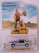 Greenlight Collectibles: Joe Dirt 1979 Pontiac Firebird Trans-am Escala 1/64