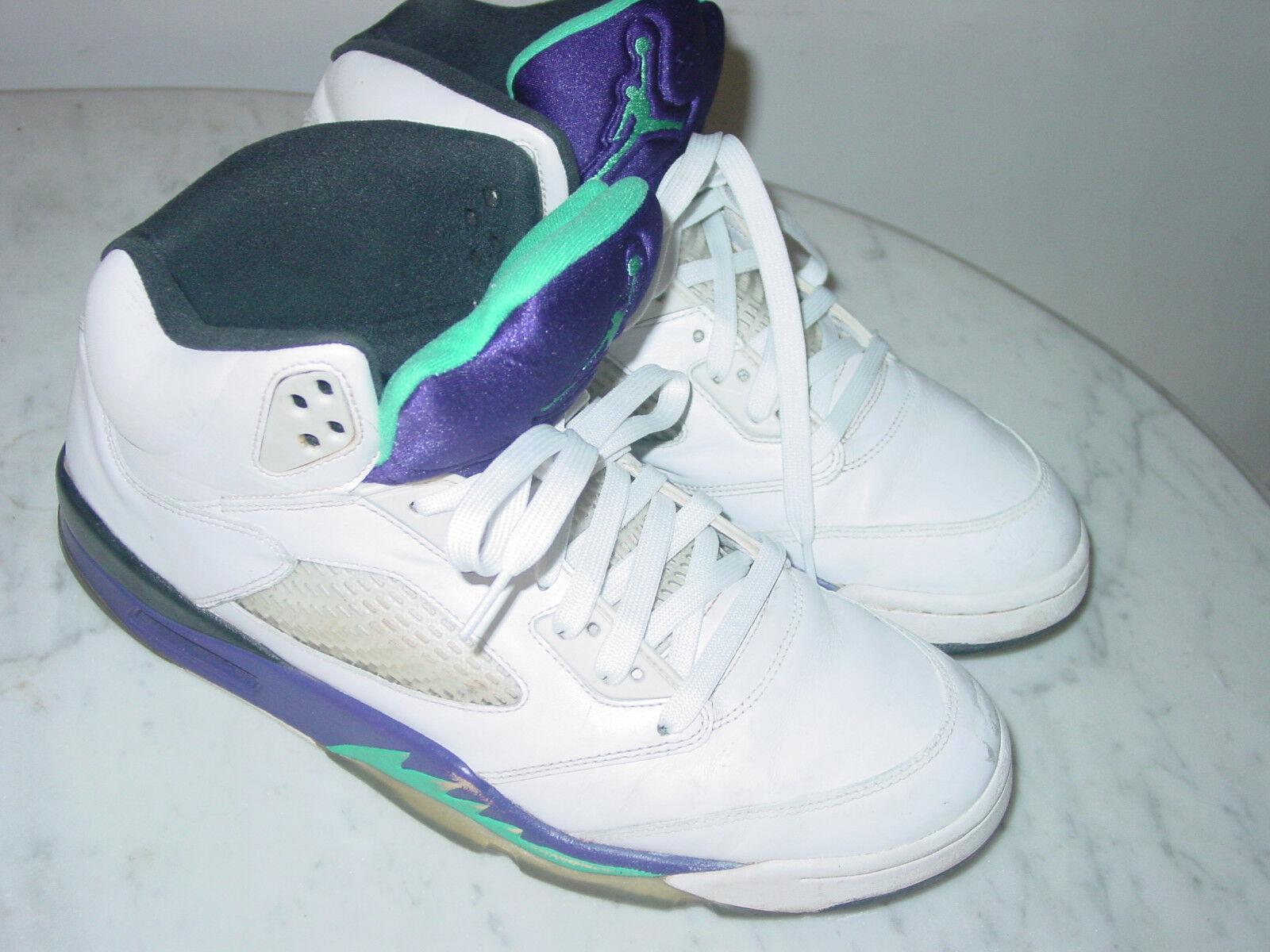 2012 Nike Air Jordan Retro 5