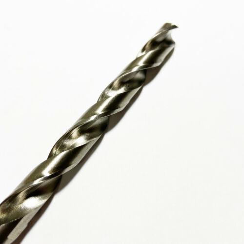 1 Pièces 10 mm HSS 4241 Long Straight Shank Twist Drill Bit plastique métal /& bois