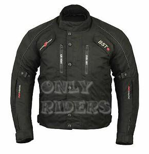 Chaqueta-Con-Protecciones-en-Cordura-Polyester-Para-Moto-Chaqueta-Para-Hombres