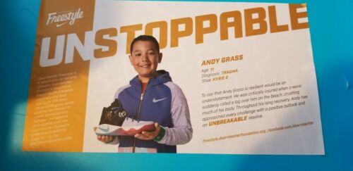 Db Sz 10 Nike Ii libre 2 Andy Deadstock Doernbecher Kyrie Estilo Grass 4HxHwpnqFE