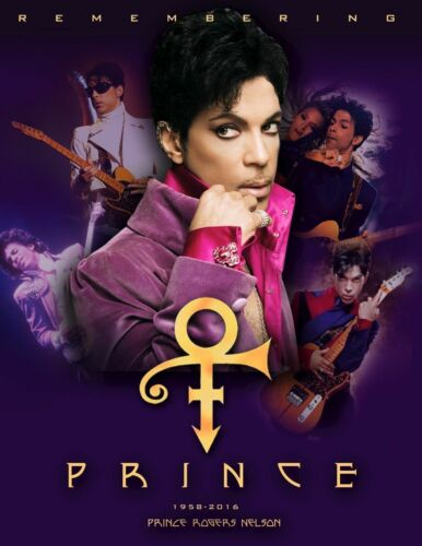 "Prince Singer Poster Rare Music Art Wall Decor Silk Print 13x20/"" 24x36/"" 27x40/"""