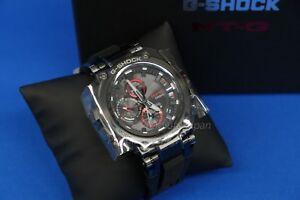 Casio-MTG-B1000B-1AJF-MT-G-G-Shock-Bluetooth-Analog-Watch-Japan-Domestic-New
